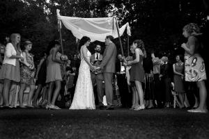 bw wedding