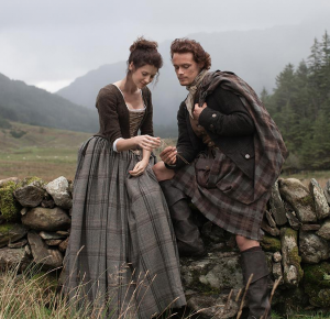 Diana Gabaldon's Outlander's Series comes to life as a TV Show, which any book lover knows is not the same, nor as good.